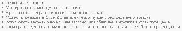 Кассетный Daikin FCQ-B
